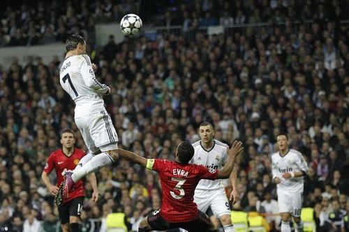 C.Ronaldo, 'siêu sát thủ' trên không khiến mọi thủ môn run sợ
