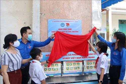 Tuổi trẻ TP Hồ Chí Minh triển khai nhiều công trình thiết thực