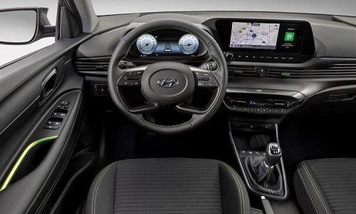 Nội thất Hyundai i20 mới khiến đối thủ Toyota Yaris 'phát hờn'