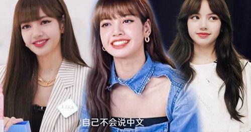 5 tạo hình gây bão của Lisa tại show xứ Trung: Lột xác ngoạn mục, từ tóc thẳng dịu dàng đến xoăn nhẹ, lần rẽ mái là bùng nổ nhất