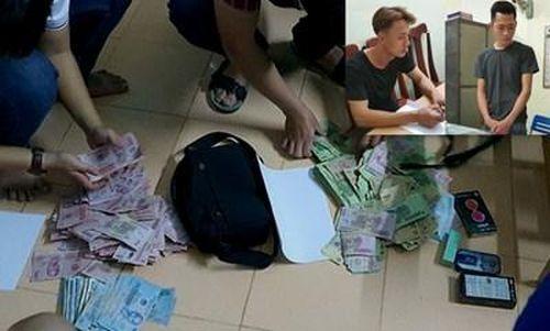 Thiếu nợ, hai đối tượng mang dao đi cướp ngân hàng