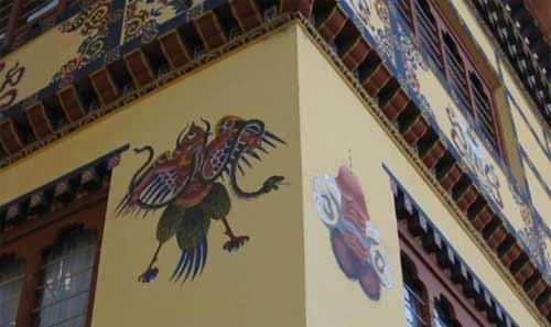 Khám phá bí ẩn về 'bùa thiêng' đuổi tà ma ở vương quốc Bhutan