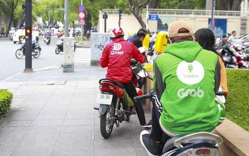 GrabBike và GoBike tạm dừng hoạt động tại Hà Nội từ hôm nay đến hết 15/4