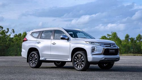 Bắt gặp Mitsubishi Pajero Sport 2020 tại Việt Nam