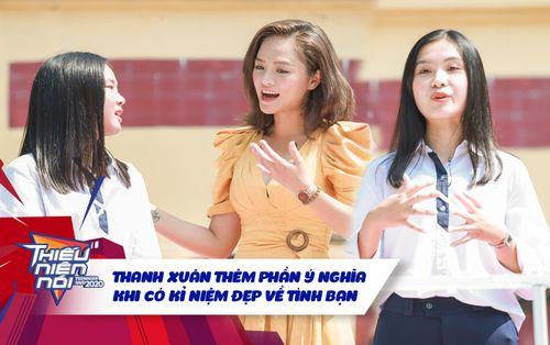 Thu Quỳnh phấn khích nghe nữ sinh lớp 11 kể về tình bạn 'oan gia': 'Đã cùng lớp lại còn cùng crush'