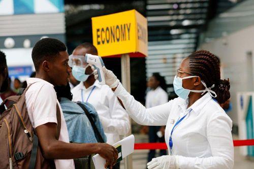 Dịch COVID-19 gia tăng tại châu Phi