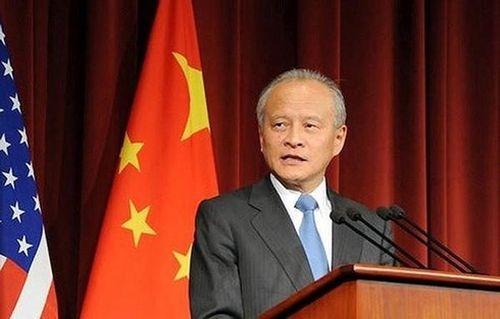 Đại sứ Trung Quốc tại Mỹ kêu gọi 2 bên hợp tác chống Covid-19
