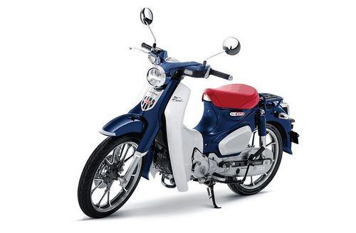 Super Cub 125, mẫu xe số của Honda đắt ngang SH