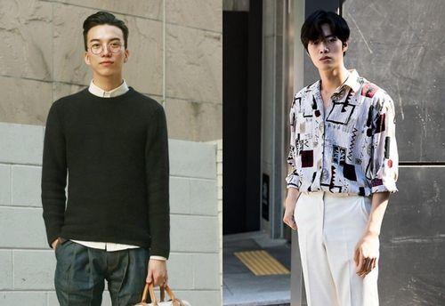 Tủ quần áo của con trai Hàn Quốc không thể thiếu món đồ nào?