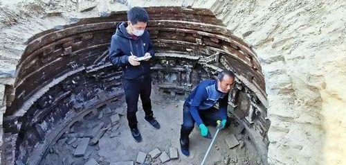 Phát hiện ngôi mộ cổ nghìn năm của nhân vật quyền lực bí ẩn