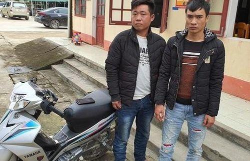 Truy 'nóng' nhóm tội phạm cướp giật tài sản