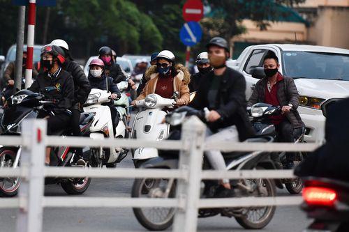 Phố phường Hà Nội sau một tuần cách ly xã hội