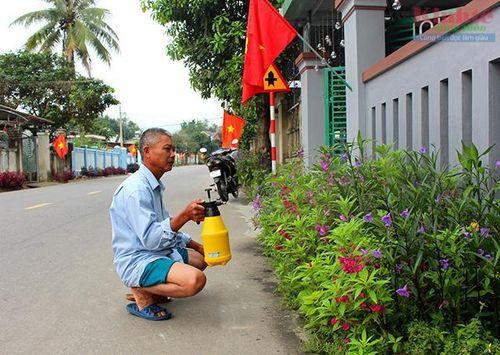 Những làng quê xanh – sạch – đẹp ở Hòa Vang
