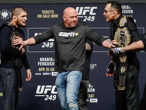 'Ông trùm' UFC vỡ mộng tổ chức võ đài trên đảo