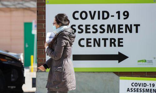 COVID-19 khiến hơn 1 triệu người Canada mất việc làm trong tháng Ba
