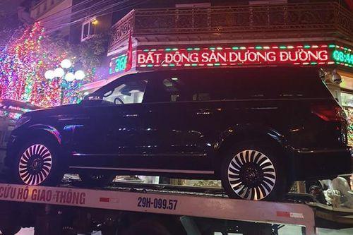 Cặp siêu xe chục tỷ nổi danh đất Thái Bình của vợ đại gia 'Đường Nhuệ'