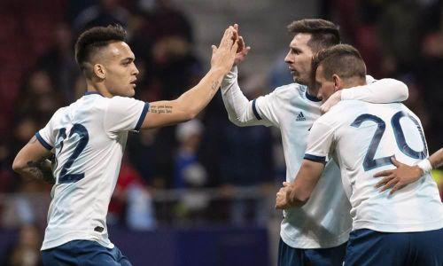 Đại diện Lautaro Martinez: 'Ai cũng muốn thi đấu cùng Messi'