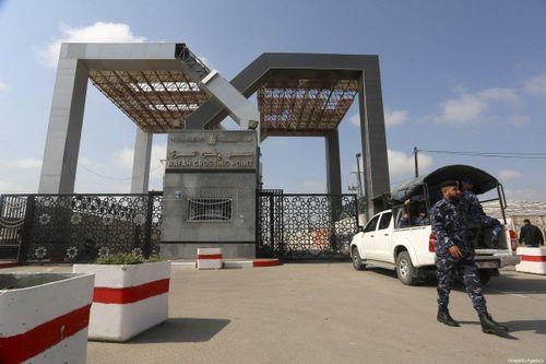 Ai Cập mở cửa khẩu Rafah cho người Palestine quay trở lại Dải Gaza
