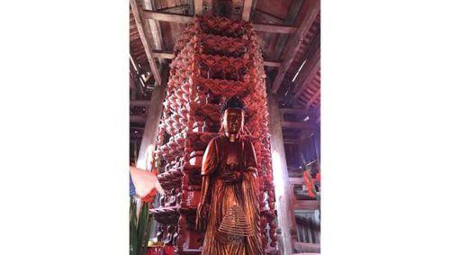 Đỉnh cao nghệ thuật điêu khắc và kiến trúc Phật giáo Việt Nam nhìn từ những tòa tháp Cửu phẩm Liên Hoa