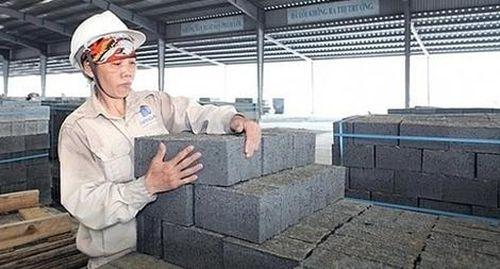 Phát triển vật liệu xây dựng xanh thân thiện với môi trường