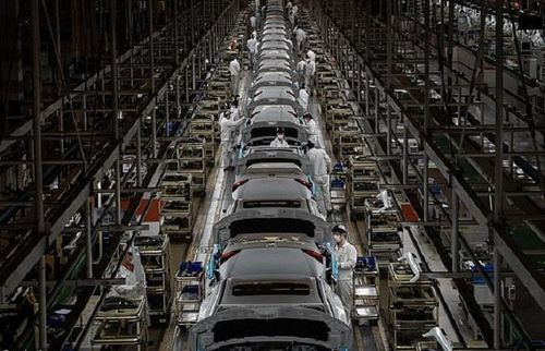 Kinh tế Trung Quốc có thể giảm mạnh nhất trong 60 năm