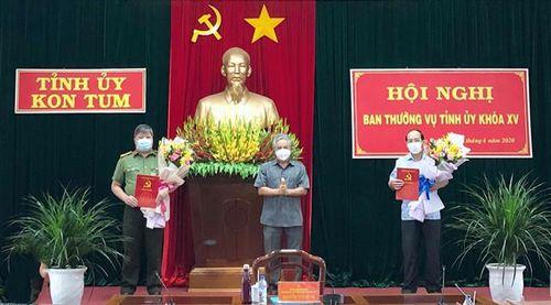 Ban Bí thư Trung ương Đảng chuẩn y nhân sự