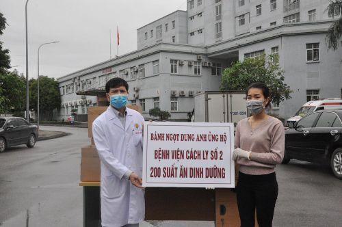 Công đoàn ngành Y tế: Tiếp sức chiến sĩ áo trắng chống dịch