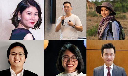 7 doanh nhân công nghệ Việt lọt top 30 'Under 30 Forbes' châu Á