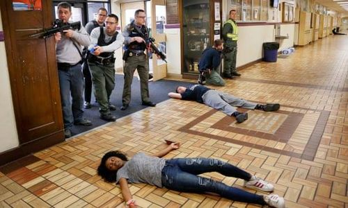 Từ năm 2002, nước Mỹ lần đầu có tháng 3 không vụ xả súng trường học