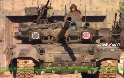 Nóng: SAA điều 20 xe tăng T-90 tiêu diệt 500 phiến quân, đập tan cuộc tiến công vào Idlib