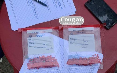 Quảng Bình: Bắt giữ đối tượng vận chuyển trái phép 500 viên ma túy tổng hợp