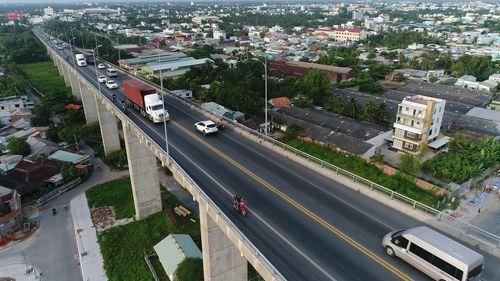 Thành phố Mỹ Tho được công nhận hoàn thành nhiệm vụ xây dựng nông thôn mới.