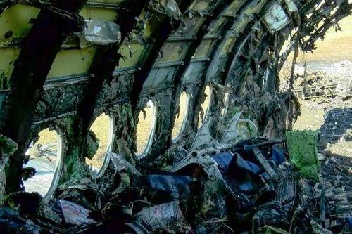 Công bố video vụ tai nạn máy bay khiến 41 người thiệt mạng