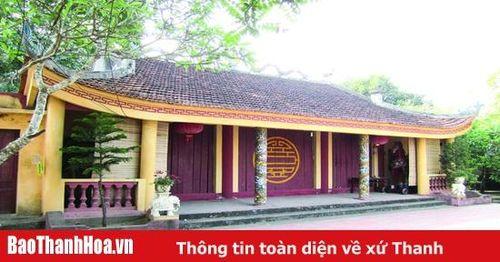 Tục thờ tổ nghề trên vùng đất biển Sầm Sơn