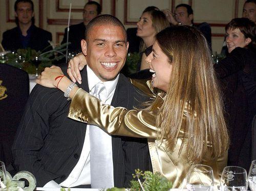 4 lần ly hôn và lịch sử tình trường dày đặc của Ronaldo 'béo'