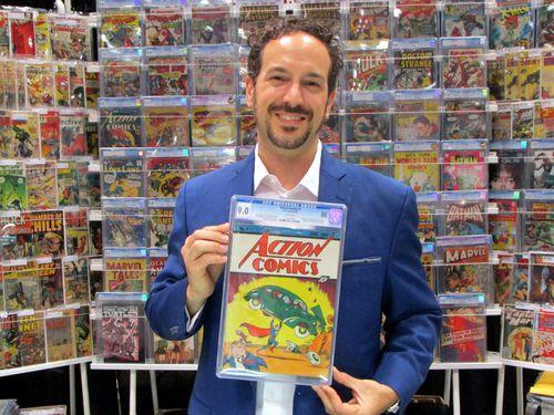 Những cuốn truyện tranh đắt nhất thế giới, trị giá triệu USD