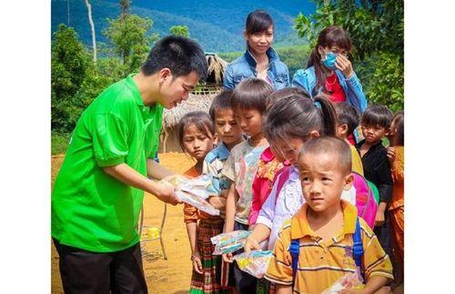 Mang sức trẻ tình nguyện vì cộng đồng