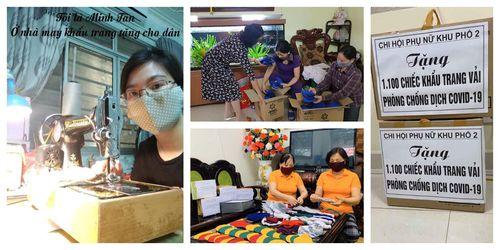 Phụ nữ TP Hạ Long: Chống dịch từ những việc làm nhỏ nhất