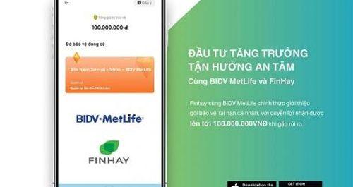 BIDV MetLife ra mắt Bảo hiểm kỹ thuật số cho khách hàng trẻ