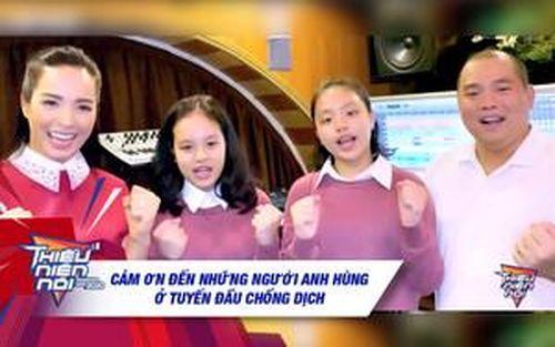 Thiếu niên nói 2020: Gia đình Minh Khang - Thúy Hạnh hát ca khúc ý nghĩa 'Bạn khỏe không?'
