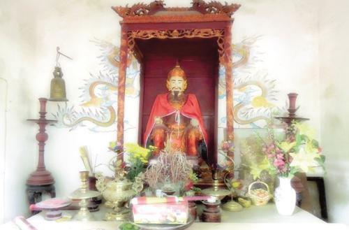 Quốc Công Hoàng Đình Ái trong thời Lê Trung Hưng
