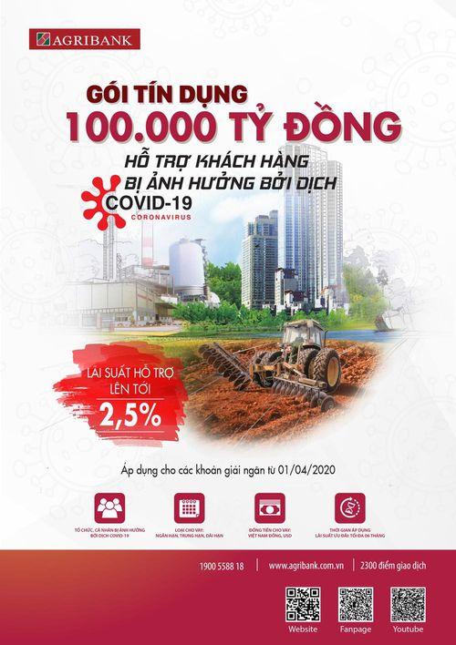 Agribank Đồng Nai chung tay cùng cộng đồng vượt qua đại dịch COVID-19