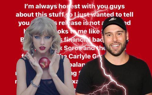 Big Machine bị Taylor Swift đăng đàn tố gian dối, gọi công ty cũ là 'thiếu liêm sỉ giữa thời dịch Corona'