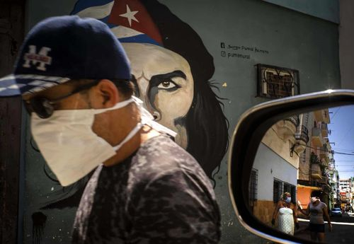 Đại dịch Covid-19 ở Cuba qua ảnh