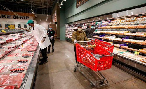 Virus lây lan, nước Mỹ đối mặt nguy cơ thiếu thịt lợn, bò và gà