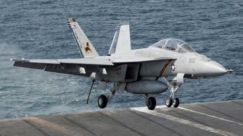 Hải quân Mỹ nhận tiêm kích Super Hornet Block 2 cuối cùng