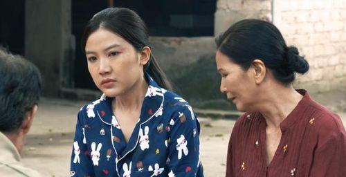 Lương Thanh phải 'trả nghiệp' vì giật chồng trong 'Hoa hồng trên ngực trái'