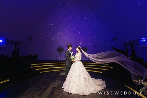 Lộ ảnh đám cưới của sao 'Chuyện tình bác sĩ' Baek Sung Hyun!