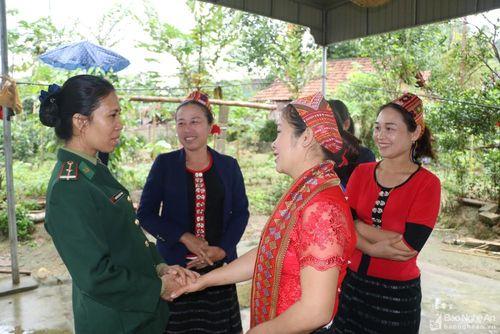 Hậu phương người lính biên phòng nơi tuyến đầu xứ Nghệ