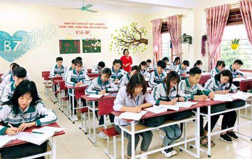 Ngành Giáo dục và Đào tạo: Thực hiện đồng bộ các giải pháp phát triển giáo dục toàn diện